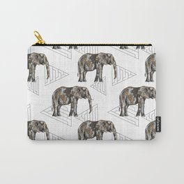 Boho elephant Carry-All Pouch