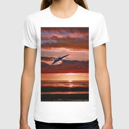 Vulcan at Sunset T-shirt