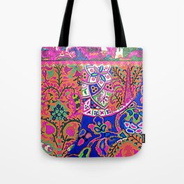 Tracy Porter / Poetic Wanderlust: Fearless Tote Bag