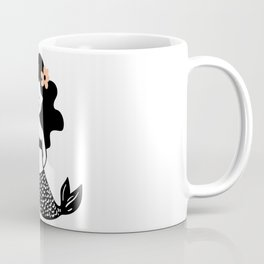 Maria, the Mermaid Coffee Mug