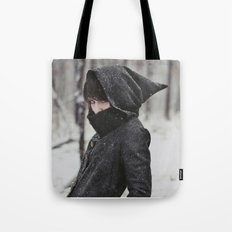 She was an assassin Tote Bag