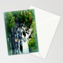 Triplet Falls Stationery Cards