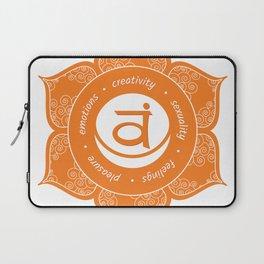 Sacral Chakra #50 Laptop Sleeve