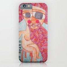 Lady Beard iPhone 6s Slim Case