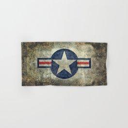 USAF Roundel Hand & Bath Towel