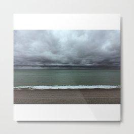 weather colors Metal Print