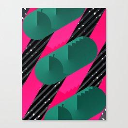 Sporadic Canvas Print