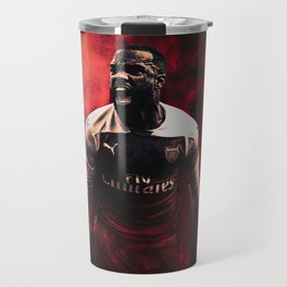 Alexandre Lacazette Arsenal Travel Mug
