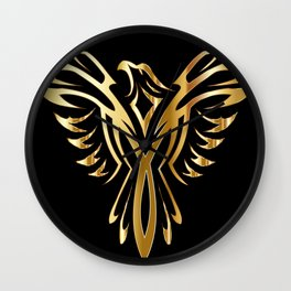 From The Ashes Wall Clock