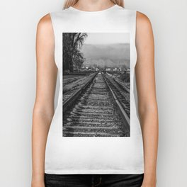 Wrong Side of the Tracks Biker Tank