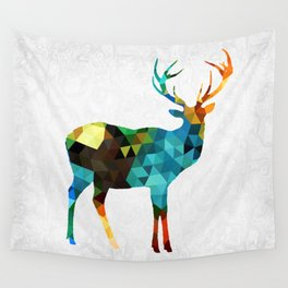 Design 115 Deer Wall Tapestry
