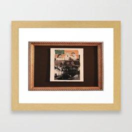 Pollution Framed Art Print