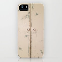 Shabby Chic, Cabinet Doors, Doors iPhone Case