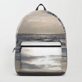 Silver Scene Backpack