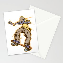 skateboy Stationery Cards