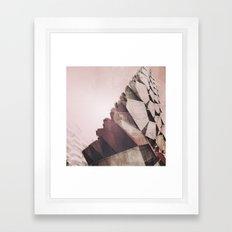 A World of Cor-ten Framed Art Print
