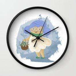 Ninfa Wall Clock