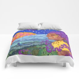 Day to Night Comforters
