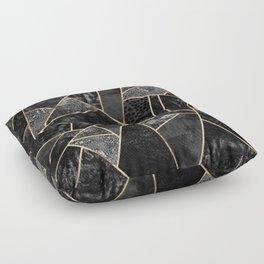 Black Stone 2 Floor Pillow