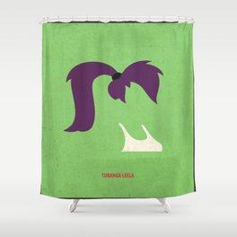 Turanga Leela Shower Curtain