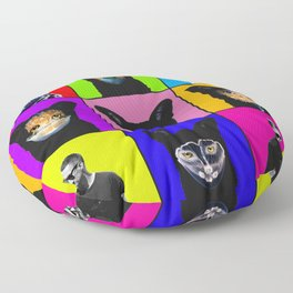 GALANTIS SEAFOX FAMILY POPART Floor Pillow