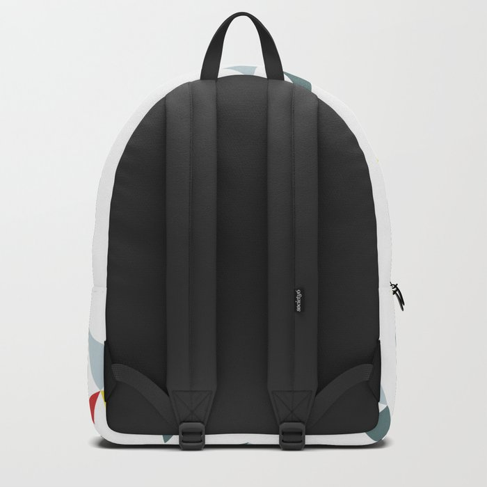 Triangles in the Sky Backpack