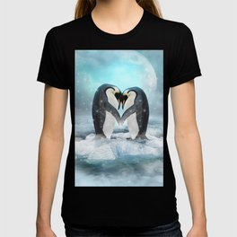 Listen Hard (Penguin Dreams) T-shirt