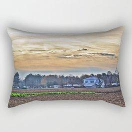 An Odd Day in My Home Town Rectangular Pillow