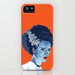 Madam Frankenstein  iPhone Case