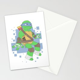 Leonardo - TMNT Stationery Cards