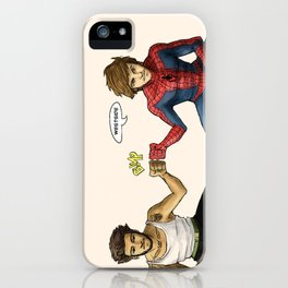 Louis andZayn iPhone Case