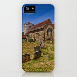 St Mary The Virgin Ringmer iPhone Case