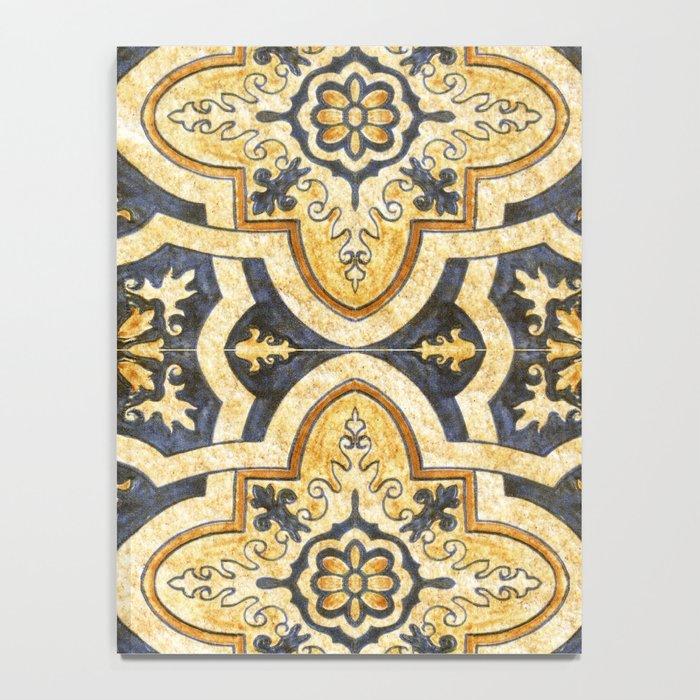 Ornamental pattern Notebook