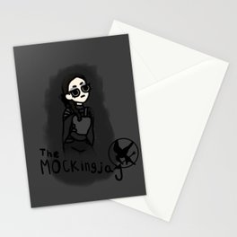 The Mockingjay Stationery Cards