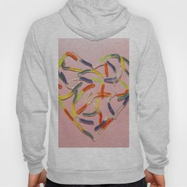 Sweet heart Hoody