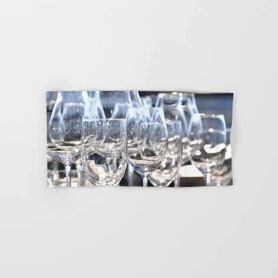 PARTY TIME Hand & Bath Towel