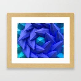 treeform Framed Art Print