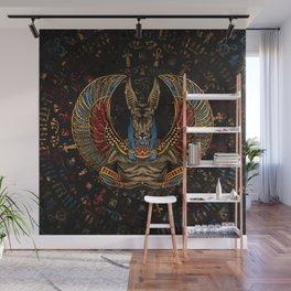 Anubis - Egyptian God Wall Mural