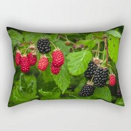 Wild Berries Rectangular Pillow