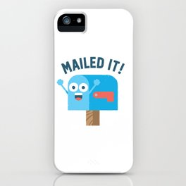 Delivering Beyond Expectations iPhone Case