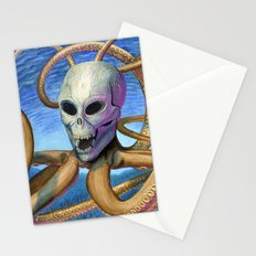 Skulloctopus Stationery Cards