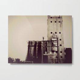 warehouse blues Metal Print