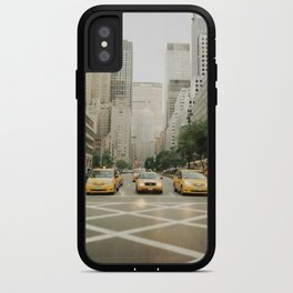 Pick A Cab iPhone Case