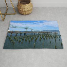 Megler Bridge -  Astoria Rug