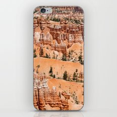 Hoodoos, Bryce Canyon iPhone & iPod Skin