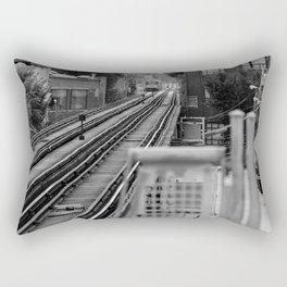 Cta tracks Rectangular Pillow