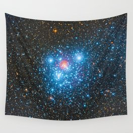 The Jewel Box Kappa Crucis Star Cluster NGC 4755 Wall Tapestry