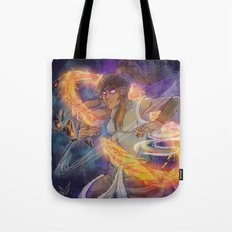 Pure Cosmic Energy Tote Bag
