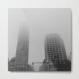 David. David. - Detroit, MI Metal Print