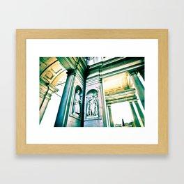 Uffizi  Framed Art Print